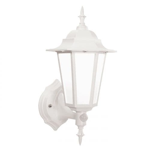 Saxby 54556 Evesham LED PIR Outdoor Wall Light Automatic